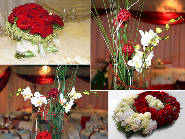 wedding decorations for reception